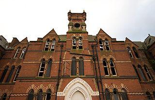 Ancoats Hospital Hospital in England