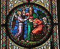 Andelsbuch Pfarrkirche - Chorfenster 5 Opfer Isaak.jpg