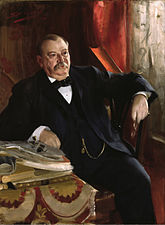 Anders Leonard Zorn - Grover Cleveland - Google Art Project.jpg