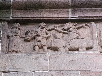 Master of Andlau - Image: Andlau Abbatiale 110