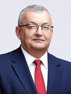 Andrzej Adamczyk Polish politician