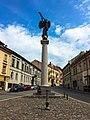 Angel of Užupis in Vilnius.jpg