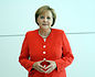 Angela Merkel, Juli 2010