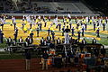 Angelo State vs. Texas A&M–Commerce football 2015 27 (A&M–Commerce Pride Marching Band).jpg