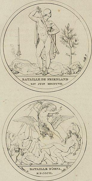 File:Annales du musée et de l'école moderne des beaux-arts - recueil de gravures au trait, d'après les principaux ouvrages de peinture, sculpture, ou projets d'architecture, qui, chaque année, ont remporté (14593188409).jpg