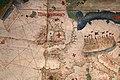 Anonimo portoghese, carta navale per le isole nuovamente trovate in la parte dell'india (de cantino), 1501-02 (bibl. estense) 05.jpg