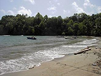 Saint Andrew Parish, Dominica - Anse Du Me