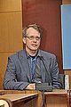 Anssi Ahlgrén Addressing - Inaugural Session - Indo-Finnish-Thai Exhibit Development Workshop - NCSM - Kolkata 2014-11-24 9430.JPG