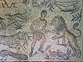 Antakya Archaeology Museum Artemis mosaic sept 2019 6215.jpg