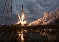 Antares liftoff from Pad 0A at the Wallops Flight Facility.jpg