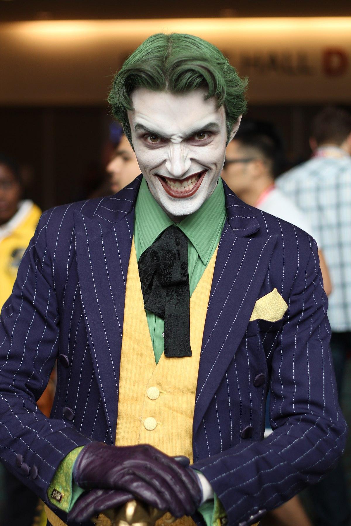 Joker Personaje Wikipedia La Enciclopedia Libre