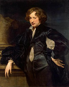 Anthony van Dyck - Self-Portrait - WGA07407