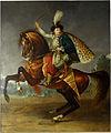 Antoine-Jean Gros - Equestrian portrait of prince Boris Yusupov - Google Art Project.jpg