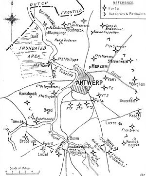 Siege of Antwerp (1914)