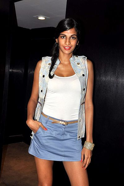 Picture of a band or musician: Anushka Manchanda