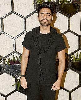 Aparshakti Khurana Indian actor, radio jockey and TV host