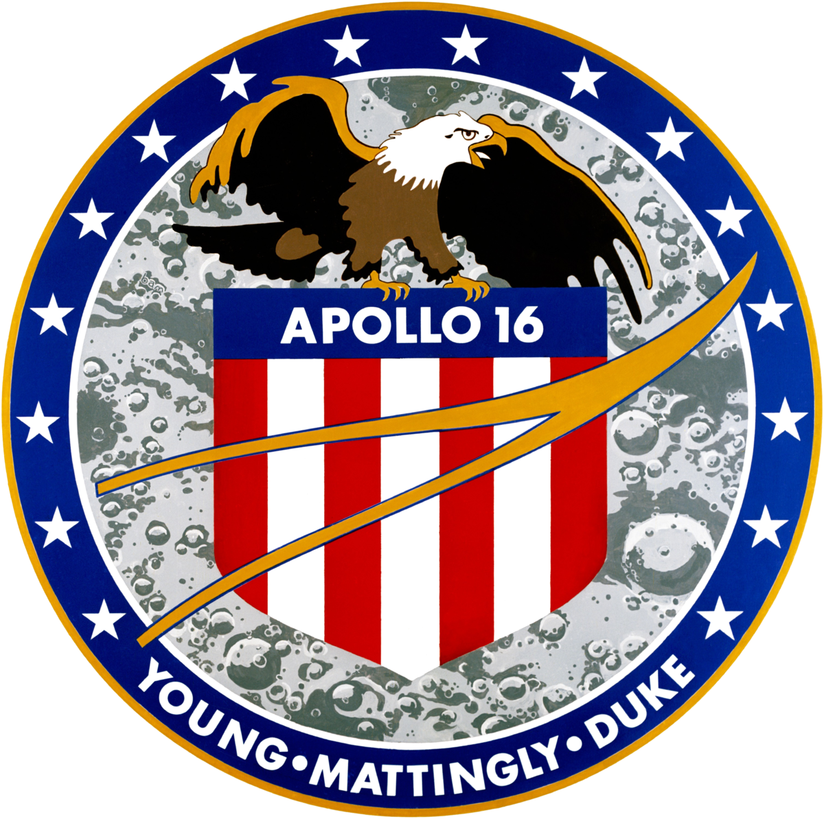apollo 16 spacecraft names - photo #30