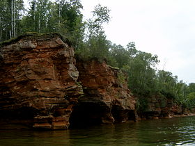 Image illustrative de l'article Apostle Islands National Lakeshore