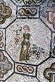 Aquileia Basilica - Mosaik 20 Frau mit Früchten.jpg