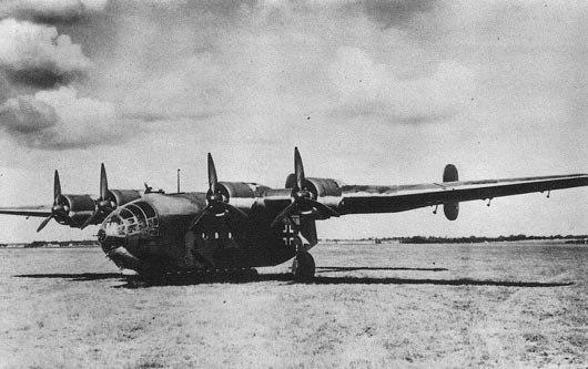 Arado Ar 232B-0 RAE