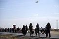 Arba'een Pilgrimage In Mehran, Iran تصاویر با کیفیت از پیاده روی اربعین حسینی در مرز مهران- عکاس، مصطفی معراجی - عکس های خبری اربعین 102.jpg