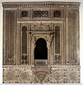 Architectural stone Grillwork from a house in northern India, Rajput Dynasty, 17th-18th century, Honolulu Academy of Arts.jpg
