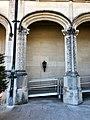 Archway, Biltmore House, Biltmore Estate, Asheville, NC (45812039245).jpg
