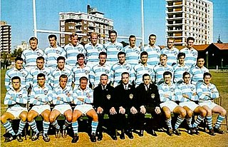 1965 Argentina rugby union tour of Rhodesia and South Africa