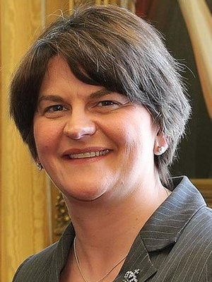 Northern Ireland Assembly election, 2016 - Arlene Foster