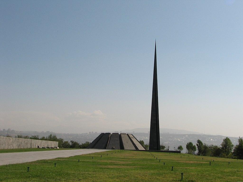 Armenian Genocide Museum-Institute 3.JPG