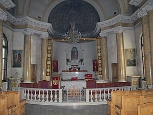 Armenian church of St. Catherine altar, Saint-Petersberg.JPG, автор: Perfektangelll