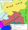 Armenian kingdom of Sophene-Commagene.png