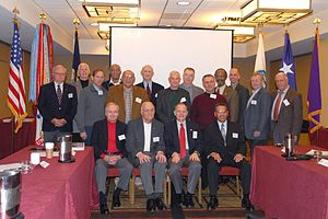 Army Chaplain Chiefs