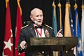 Army Gen. Martin E. Dempsey, chairman of the Joint Chiefs of Staff, delivers the keynote address during 1st Air Cavalry Brigade's military ball in Killeen, Texas, June 19, 2015 150619-D-HU462-610a.jpg