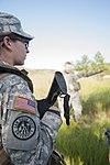 Army ROTC Program cadet observes civilian-on-battlefied search 160414-N-OL640-070.jpg