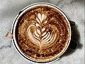 Aromas Latte art, Noosa Heads, Queensland.jpg