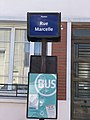 Arrêt Bus Rue Marcelle Rue Marcelle - Pantin (FR93) - 2021-04-27 - 2.jpg