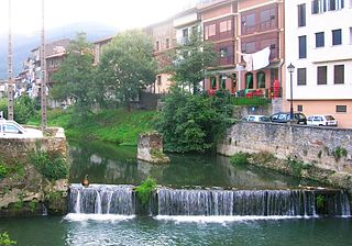 Arratia-Nerbioi Eskualdea / Comarca in Basque Country, Spain