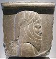 Arte dell'impero achemenide, da persepolis, palazzo di dario o serse, rilievo di un donatore, 490-470 a.c. circa.JPG