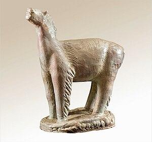 Arturo Martini - Horse, 1926 ca. (Fondazione Cariplo)