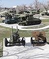 Artillery Park Fort Sill 2012.jpg