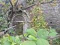 Aruej Huesca. Iglesia románica, puerta del muro sur.jpg