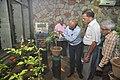 Arun Goel Checks Butterfly Enclave - Science City - Kolkata 2018-09-23 4397.JPG
