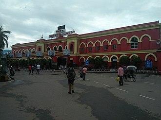 Asansol - Asansol Railway Station