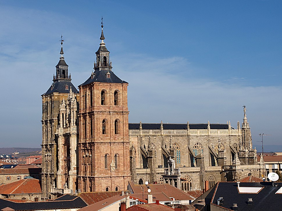 Astorga Catedral 49 by-dpc