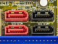 Asus P5PL2 - 4 SATA connectors in red and black-5295.jpg
