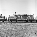 Atchison, Topeka, and Santa Fe, Diesel Electric Road Switcher Locomotive No. 2052 (15870531205).jpg