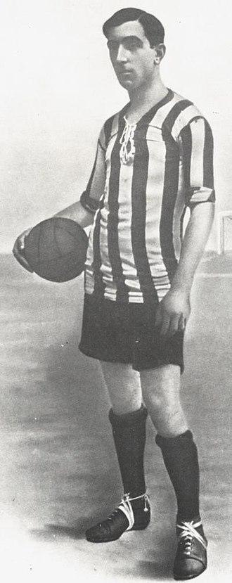 "Pichichi Trophy - Athletic Bilbao striker Rafael ""Pichichi"" Moreno is the trophy's namesake."