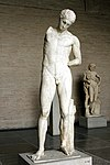 Athlete cleansing himself (GL 302) - Glyptothek - Munich - Germany 2017.jpg