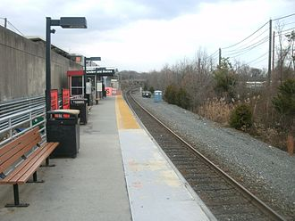 Lindenwold, New Jersey - Lindenwold station, which is served by NJ Transit's Atlantic City Line and the PATCO Speedline